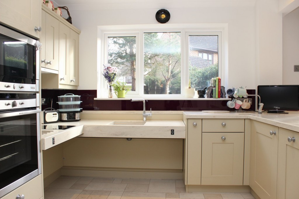 Wheelchair Accessible Kitchen Cabinets: Accessible Kitchen Sinks